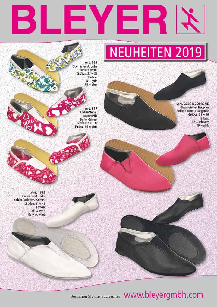bleyer neuheiten flyer  2019